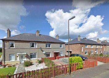 Thumbnail 2 bed flat to rent in 4 The Avenue, Gorebridge, Midlothian