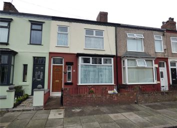 Thumbnail 3 bedroom terraced house for sale in Ovolo Road, Liverpool, Merseyside