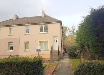 Thumbnail 2 bed flat to rent in Highfield Crescent, Motherwell