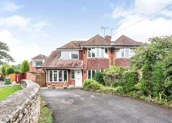 Thumbnail 3 bed semi-detached house for sale in Oxford Road, Abingdon