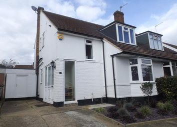 Thumbnail 3 bedroom semi-detached house for sale in Chauncy Avenue, Potters Bar, Hertfordshire