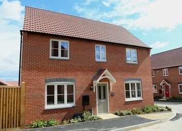 Thumbnail 4 bed detached house for sale in Off Sherwood Way East, Mansfield