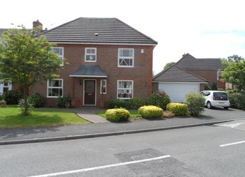 Thumbnail 4 bed detached house to rent in Lapwing Drive, Hampton-In-Arden, Solihull