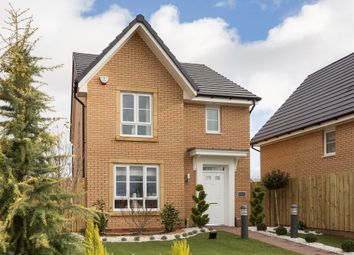 "Thumbnail 3 bed detached house for sale in ""Esslemont"" at Ravenscliff Road, Motherwell"