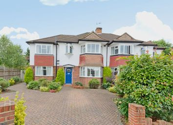 Thumbnail 4 bed semi-detached house for sale in Rectory Close, Long Ditton, Surbiton