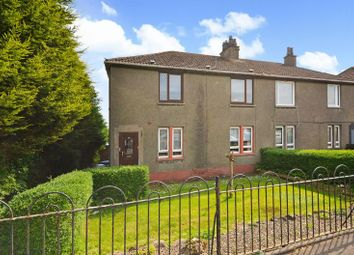 Thumbnail 2 bed flat for sale in High Barrwood Road, Kilsyth, Glasgow