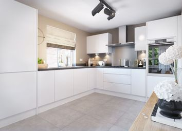 "Thumbnail 3 bed detached house for sale in ""The Ford S"" at Attley Way, Irthlingborough, Wellingborough"