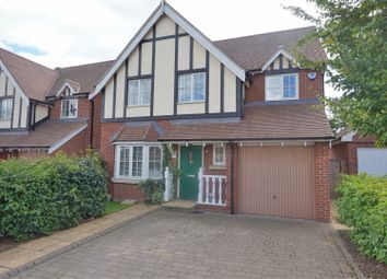 Thumbnail 4 bedroom detached house for sale in New Road, Hertford