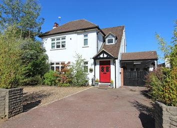 Thumbnail 3 bed detached house for sale in Picquets Way, Banstead