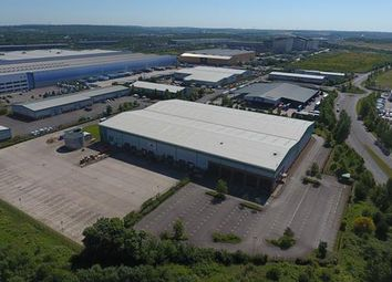Light industrial to let in Shepcote Business Park, Europa Drive, Sheffield, South Yorkshire S9