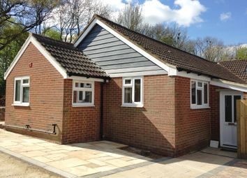 Thumbnail 3 bed bungalow to rent in Dorking Road, Kingsfold, Horsham