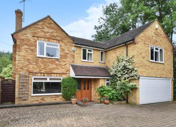 Thumbnail 5 bed detached house for sale in Cobham Road, Fetcham, Leatherhead