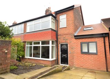 Thumbnail 3 bed terraced house for sale in Featherbank Mount, Horsforth, Leeds, West Yorkshire
