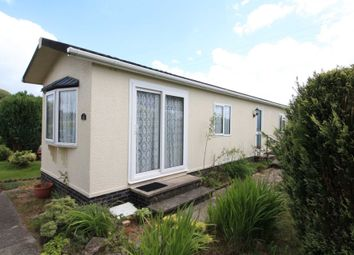 Thumbnail 2 bed mobile/park home for sale in Trelawne Gardens, Trelawne, Looe