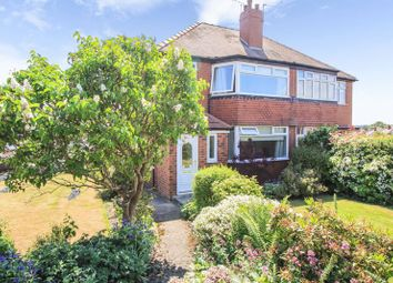 Thumbnail 3 bedroom semi-detached house for sale in Manston Drive, Crossgates, Leeds
