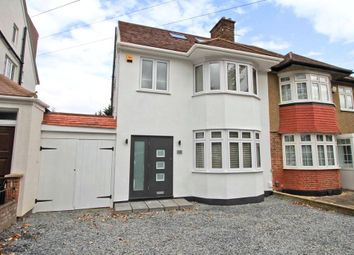 Thumbnail 5 bed semi-detached house for sale in Northumberland Road, North Harrow, Harrow
