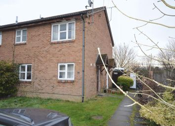 Thumbnail 1 bed end terrace house for sale in Springfield Road, Luton