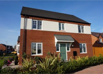 Thumbnail 4 bed detached house for sale in Springfield Gardens, Gnosall, Stafford