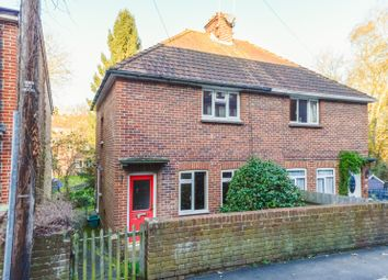 Thumbnail 3 bed semi-detached house for sale in Woodside Road, Rusthall, Tunbridge Wells
