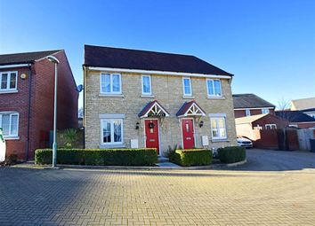 Thumbnail 2 bed semi-detached house for sale in Merlin Close, Brockworth, Gloucester