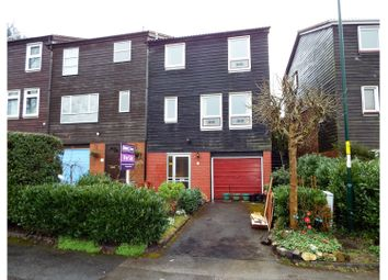 Thumbnail 3 bed terraced house for sale in Selcombe Way, Birmingham