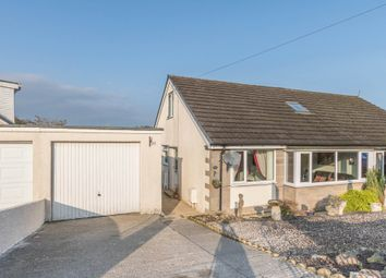 Thumbnail 3 bed semi-detached bungalow for sale in St. James Drive, Burton, Carnforth