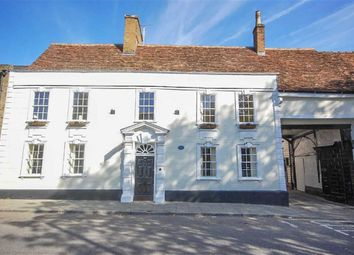 Thumbnail 3 bed end terrace house for sale in High Street, Buntingford, Hertfordshire