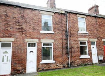 Thumbnail 2 bedroom terraced house for sale in York Terrace, Willington, Co Durham