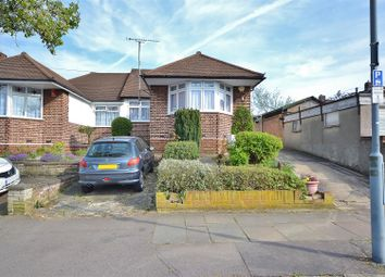 Thumbnail 2 bedroom semi-detached bungalow for sale in Dovedale Avenue, Clayhall, Ilford