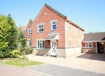 Thumbnail 4 bedroom detached house for sale in Gostling Place, Grange Farm, Kesgrave, Ipswich