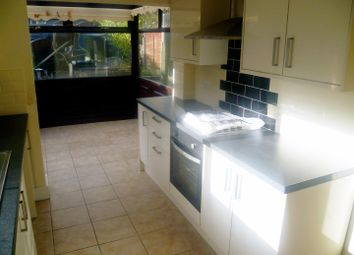 Thumbnail 2 bed end terrace house to rent in Higher Croft, Eccles, Manchester