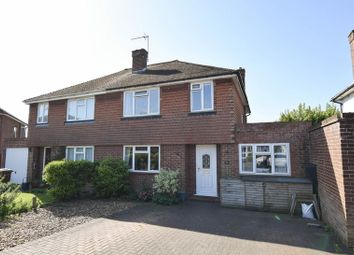 3 bed semi-detached house for sale in The Garth, Ash, Aldershot GU12