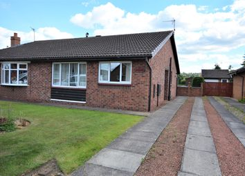 Thumbnail 2 bed semi-detached bungalow to rent in Shawbrow View, Bishop Auckland