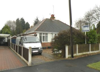 Thumbnail 2 bed bungalow to rent in Collier Lane, Ockbrook, Derby