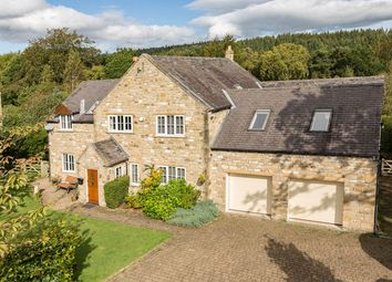 Thumbnail 5 bed detached house for sale in Wood End, 7 Wooley Grange, Slaley, Hexham, Northumberland