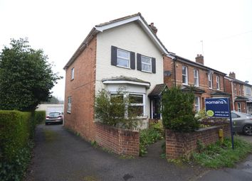 Thumbnail 3 bed detached house for sale in Vale Road, Ash Vale, Aldershot