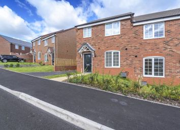 Thumbnail 3 bed semi-detached house for sale in Haycop Rise, Broseley