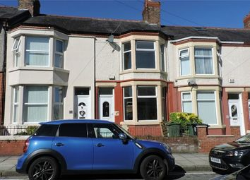 Thumbnail 3 bed terraced house to rent in Shamrock Road, Birkenhead, Merseyside