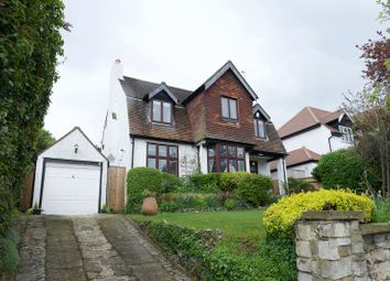 Thumbnail 4 bedroom detached house for sale in Hartley Down, Purley