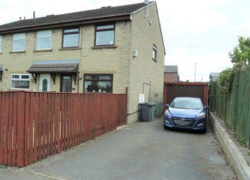 3 bed end terrace house for sale in Longfield Avenue, Golcar, Huddersfield HD7