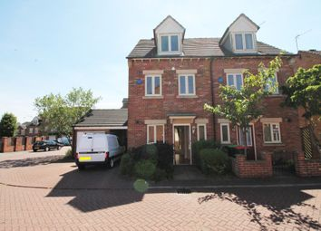 Thumbnail 3 bed semi-detached house to rent in Butlerwood Close, Kirkby-In-Ashfield, Nottingham