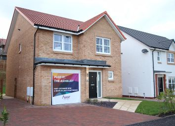 Thumbnail 4 bed property for sale in Plot 79, The Ashbury, Greenhall Village, Blantyre