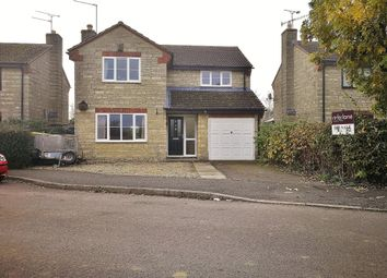 Thumbnail 4 bedroom detached house for sale in Reeds, Cricklade, Swindon