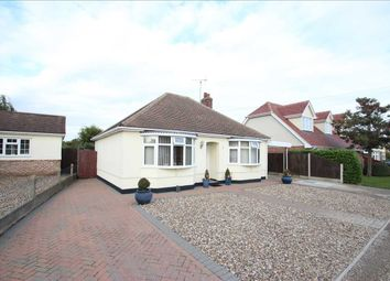 Thumbnail 2 bed bungalow for sale in Abbey Crescent, Thorpe-Le-Soken, Clacton-On-Sea