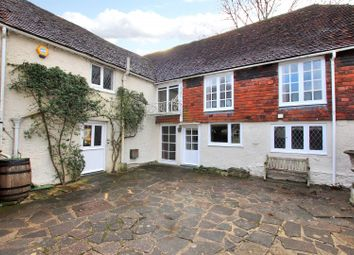 High Street, Brasted, Westerham TN16. 3 bed semi-detached house for sale