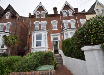 Thumbnail 1 bedroom flat to rent in Salisbury Road, Southsea