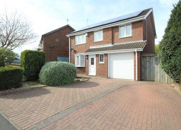 Thumbnail 4 bedroom detached house for sale in Goldlynn Drive, East Moorside, Sunderland