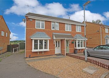 Thumbnail 3 bed semi-detached house to rent in Priestman Road, Thorpe Astley, Braunstone, Leicester