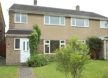 Thumbnail 3 bed property to rent in Dunster Gardens, Nailsea, Bristol