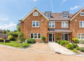Dorneywood Close, Burnham, Buckinghamshire SL1. 4 bed semi-detached house for sale
